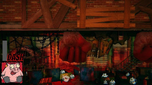 Meat Beaters Adventure screenshot