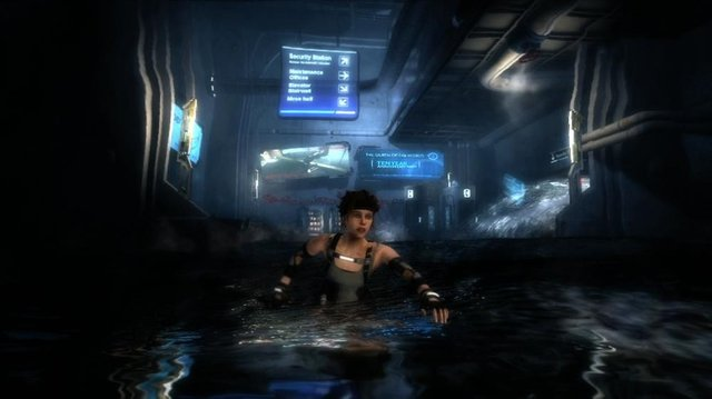Hydrophobia screenshot