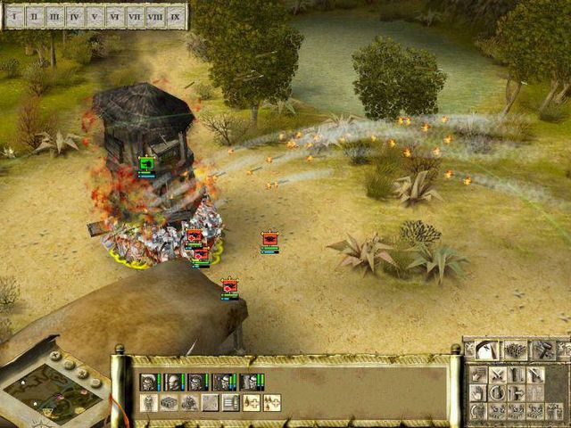 Praetorians screenshot