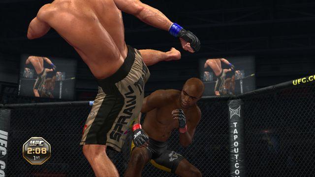 UFC Undisputed 2010 screenshot