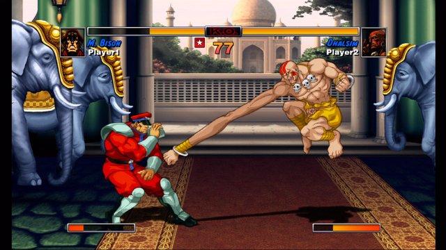 Super Street Fighter 2 Turbo HD Remix screenshot