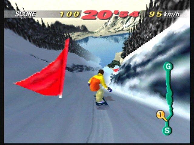 1080° Snowboarding (1998) screenshot
