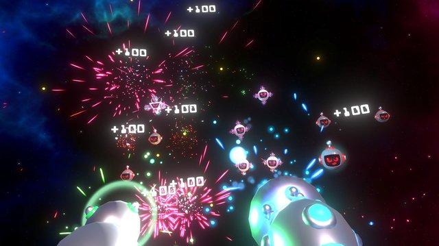 Mega Overload VR screenshot