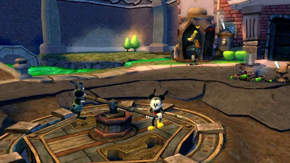 Disney Epic Mickey: Две легенды