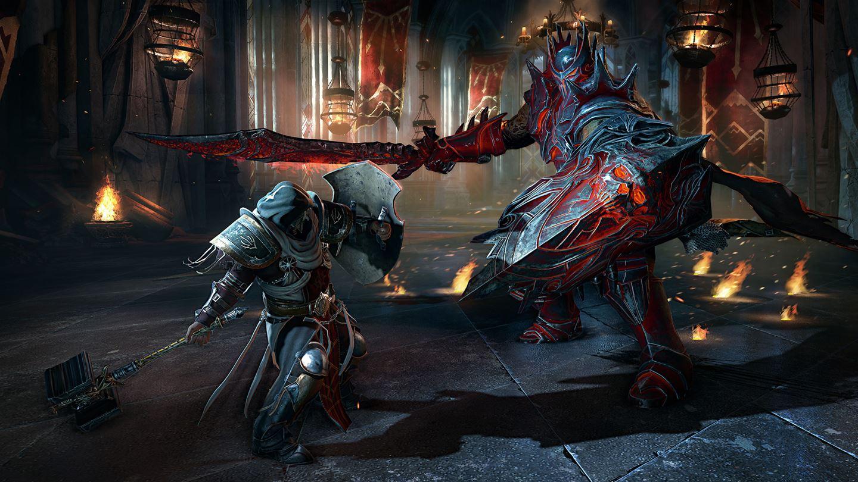 Прохождение Lords of the Fallen