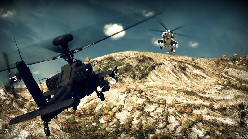 Фото из Apache: Air Assault
