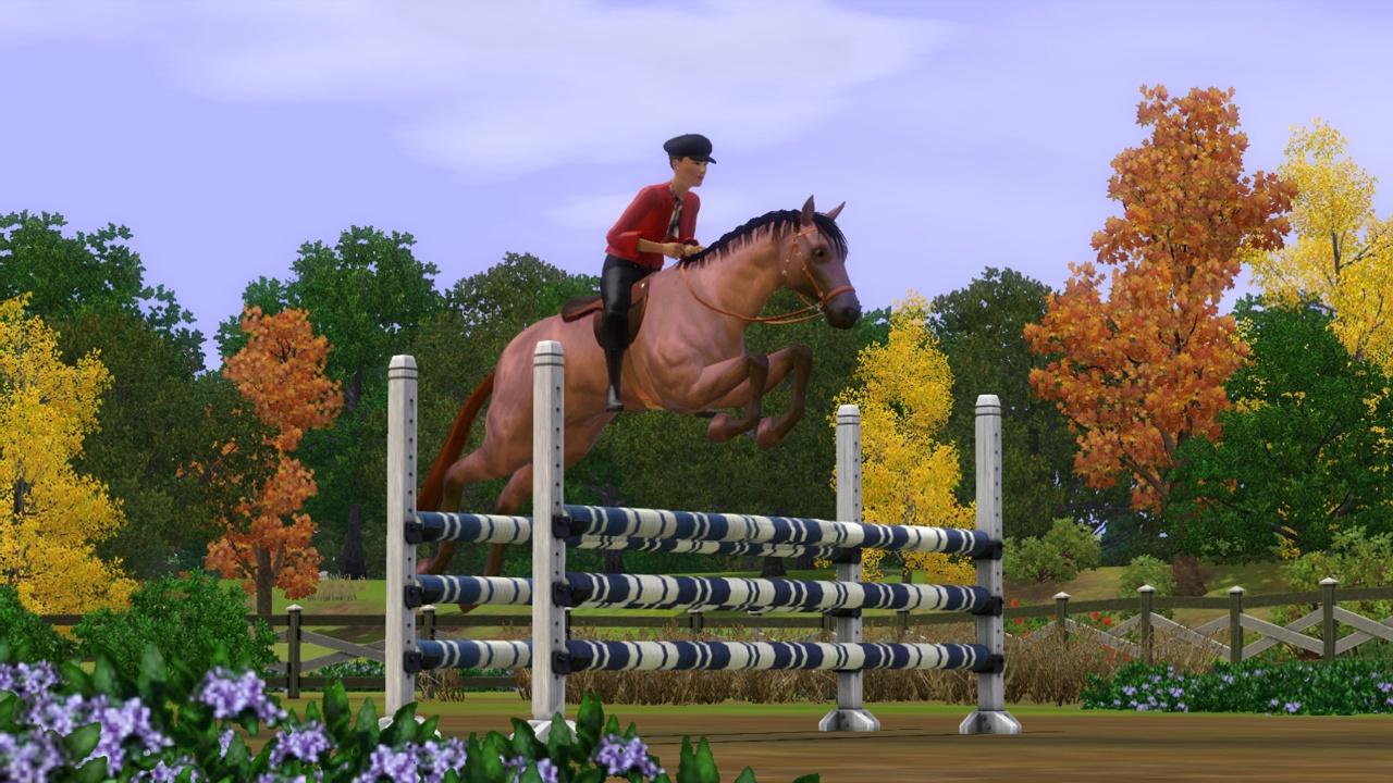 Скриншот из игры Sims 3: Питомцы, The