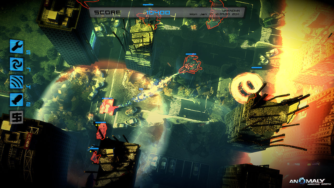 Скриншот #6 Anomaly: Warzone Earth