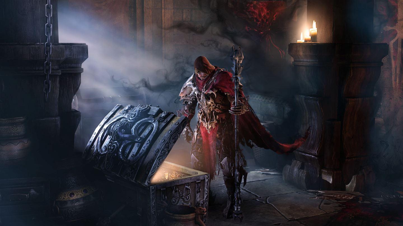 Скриншот из игры Lords of the Fallen