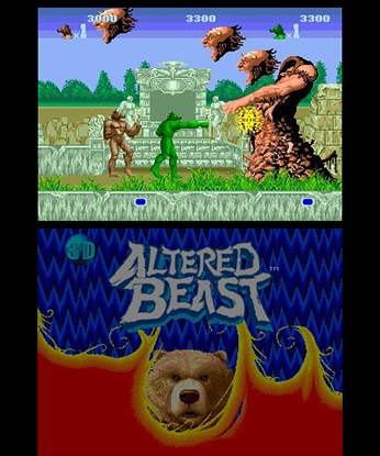 3D Altered Beast