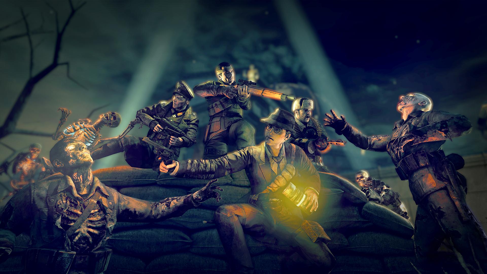 Скриншот из игры Sniper Elite: Армия тьмы 2