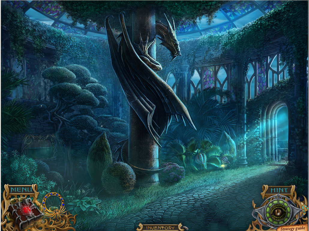 Скриншот из игры Spirits of Mystery: Song of the Phoenix Collector's Edition