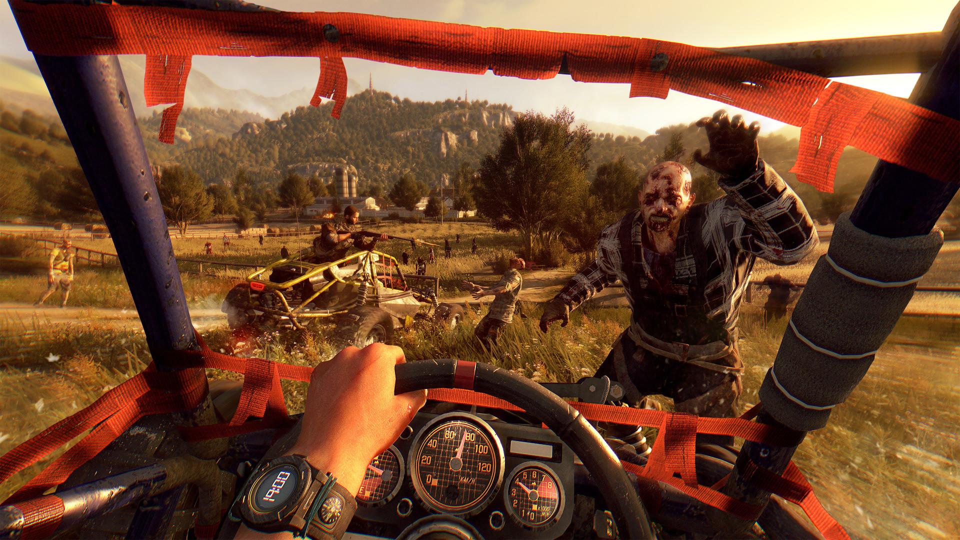 Скриншот из игры Dying Light: The Following - Enhanced Edition