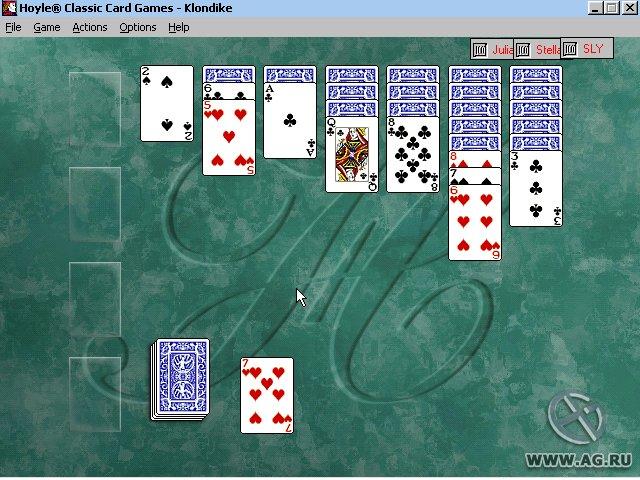 Карточная игра клаббер