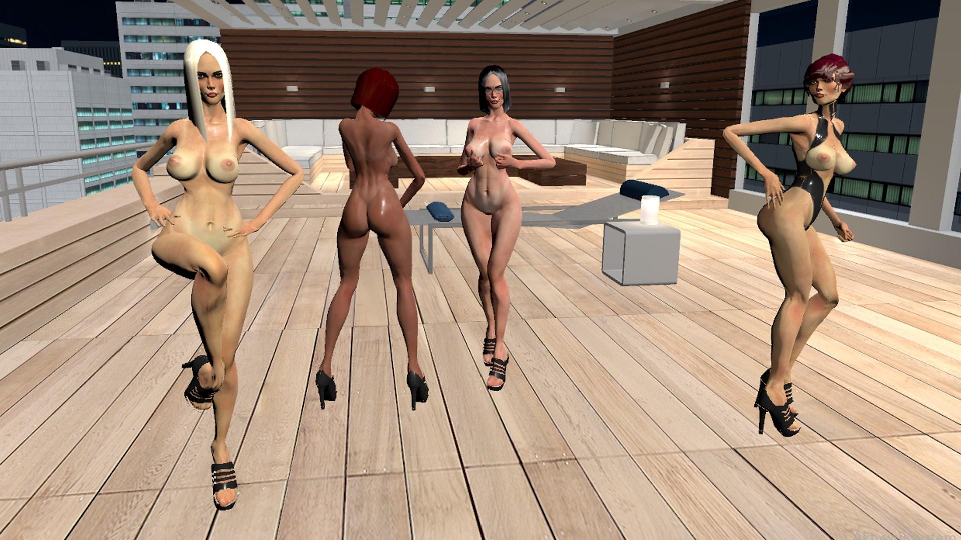 Get nude games