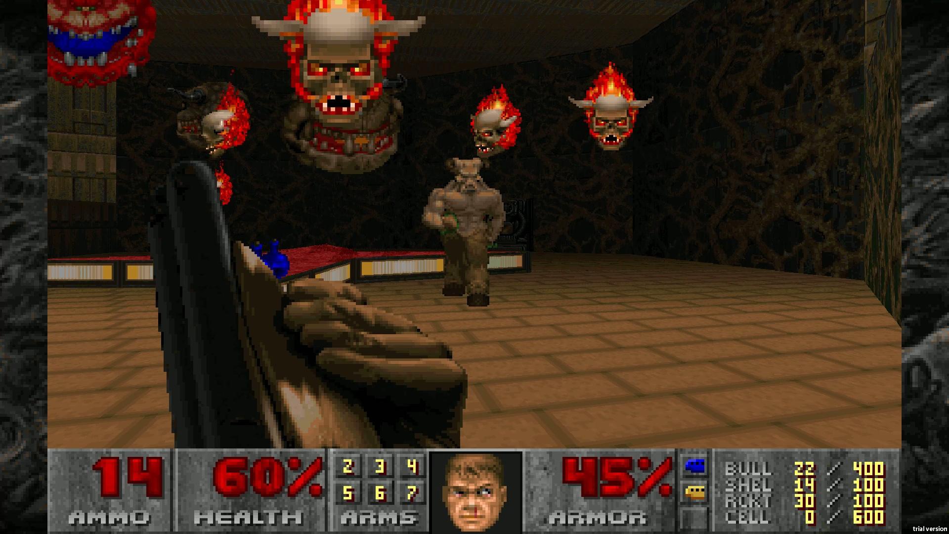 DOOM II (25th anniversary)