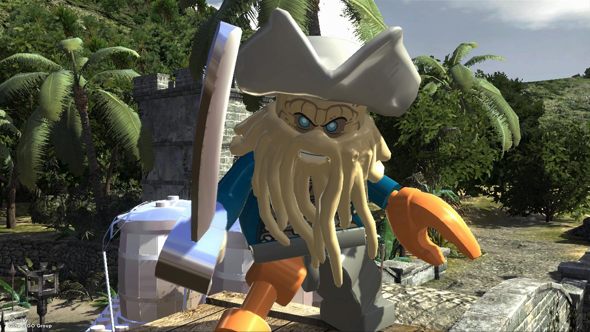 фильм пираты карибского моря 3d
