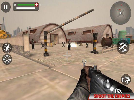 3D Commando Sniper Hunter Surv