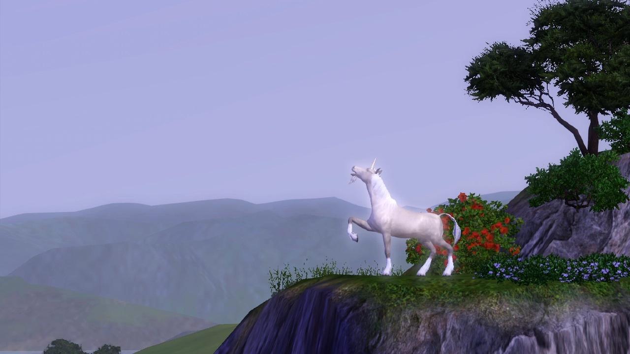 Фото из The Sims 3 Pets