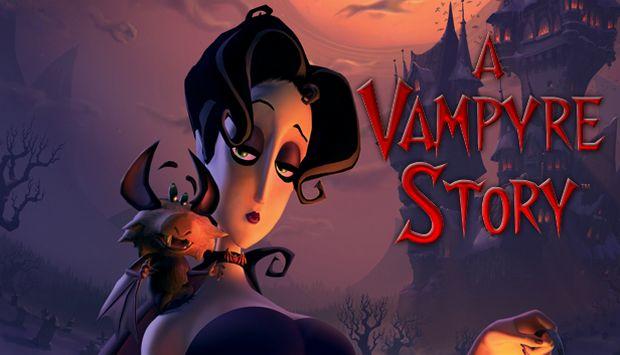Vampyre Story: Кровавый роман, A