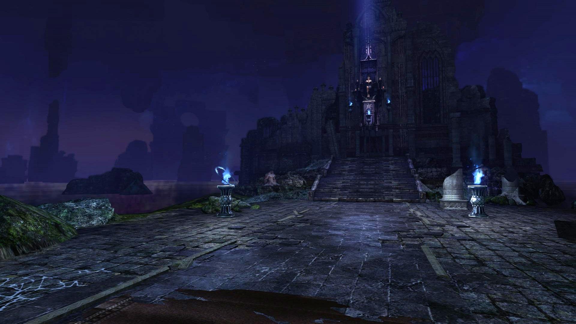 Скриншот из игры ArcheAge