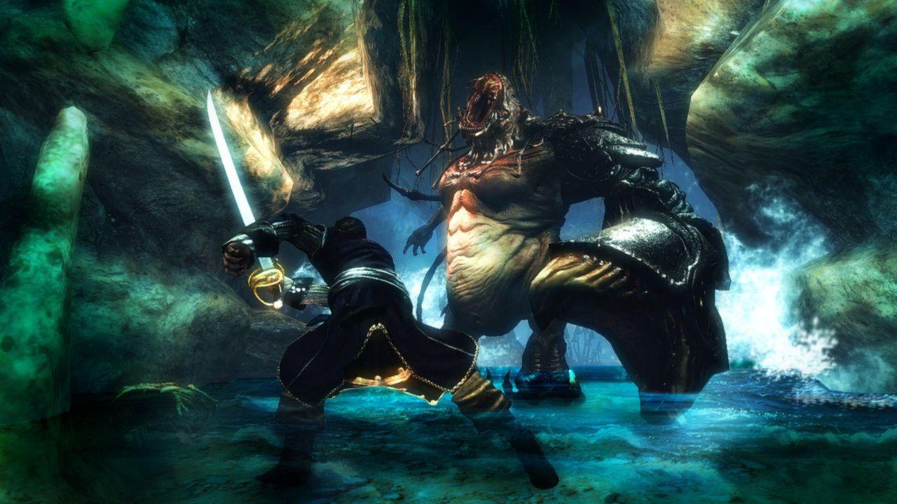 Скриншот из игры Risen 2: Темные воды