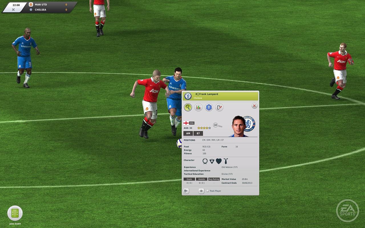 Прохождение FIFA Manager 12