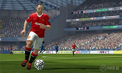 Прохождение FIFA 12
