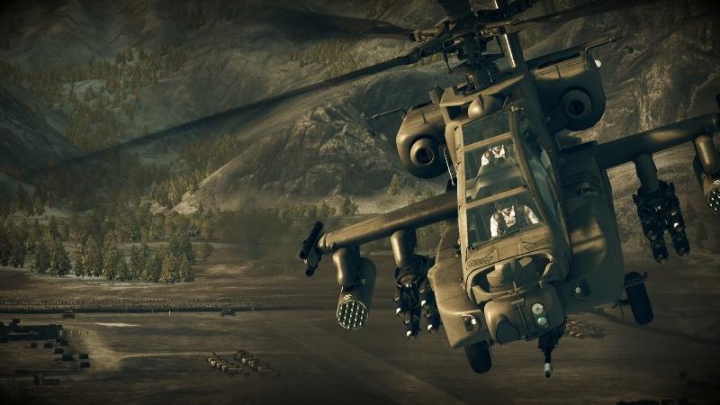 Скриншот #6 Apache: Air Assault