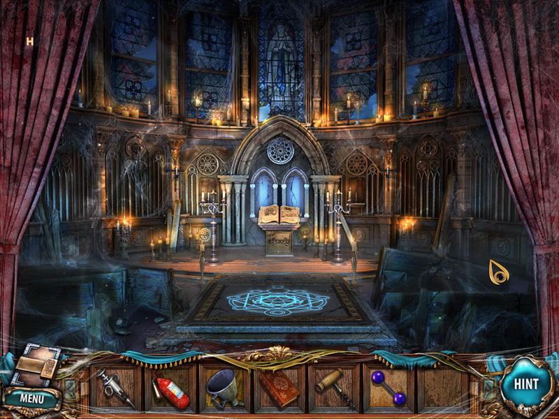 Скриншот из игры Sacra Terra: Angelic Night