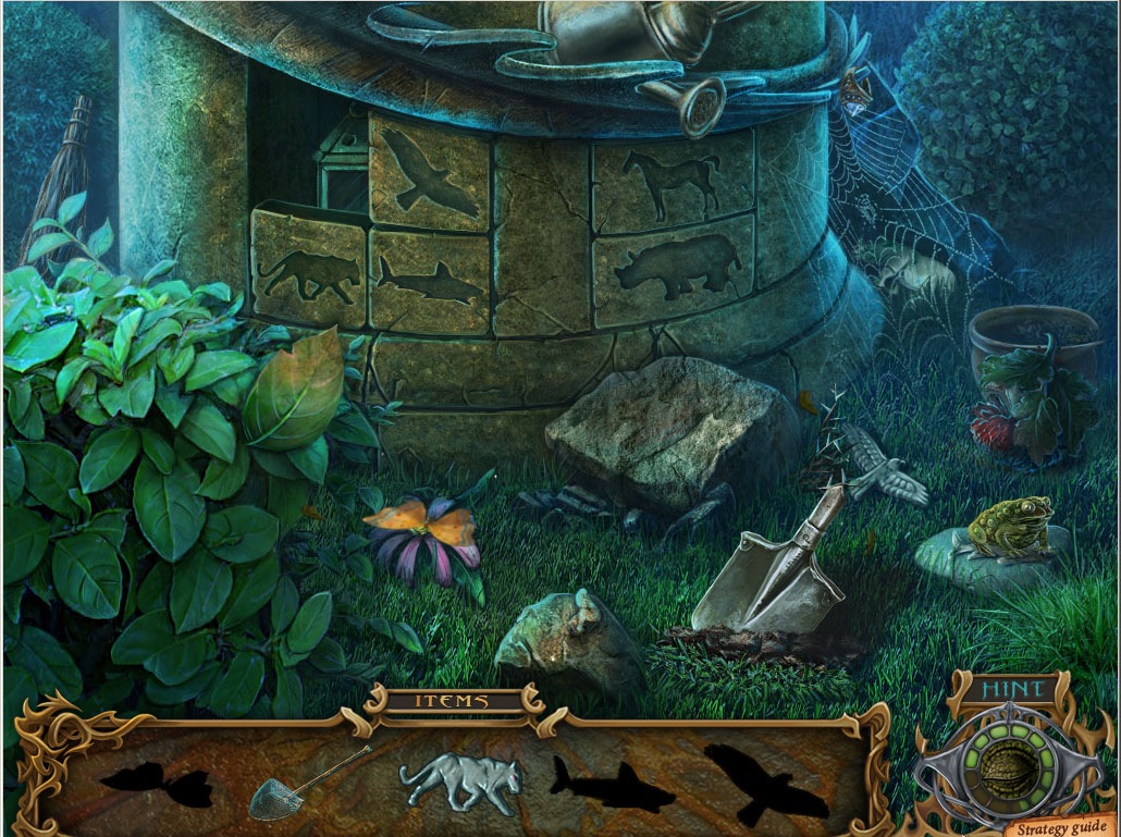 Прохождение Spirits of Mystery: Song of the Phoenix Collector's Edition