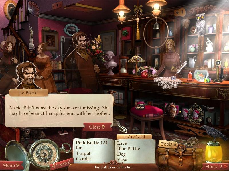 Фото из Midnight Mysteries: The Edgar Allan Poe Conspiracy