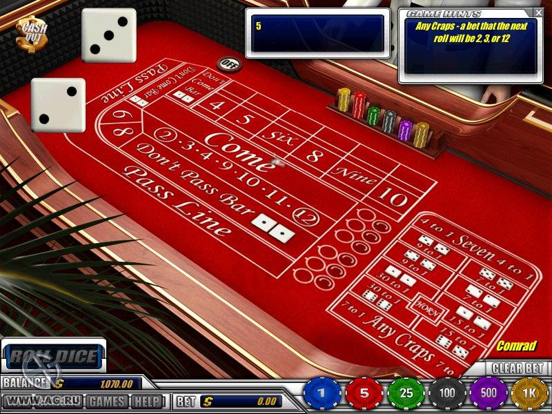 valusoft las vegas casino