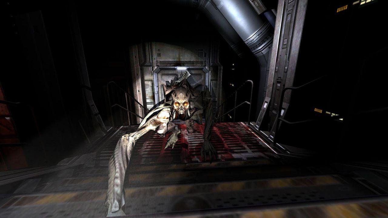 Doom 3: версия BFG