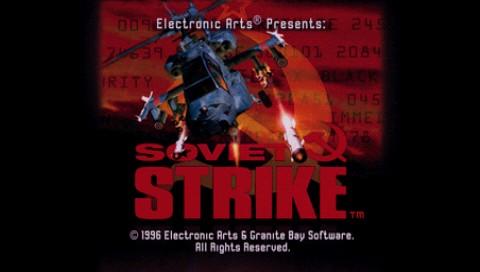 Soviet Strike (1996)