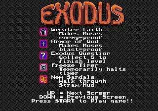 Exodus (1991)