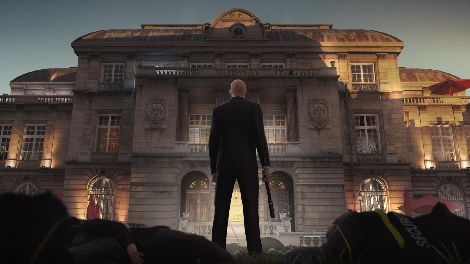 Скриншот из игры HITMAN — полный первый сезон
