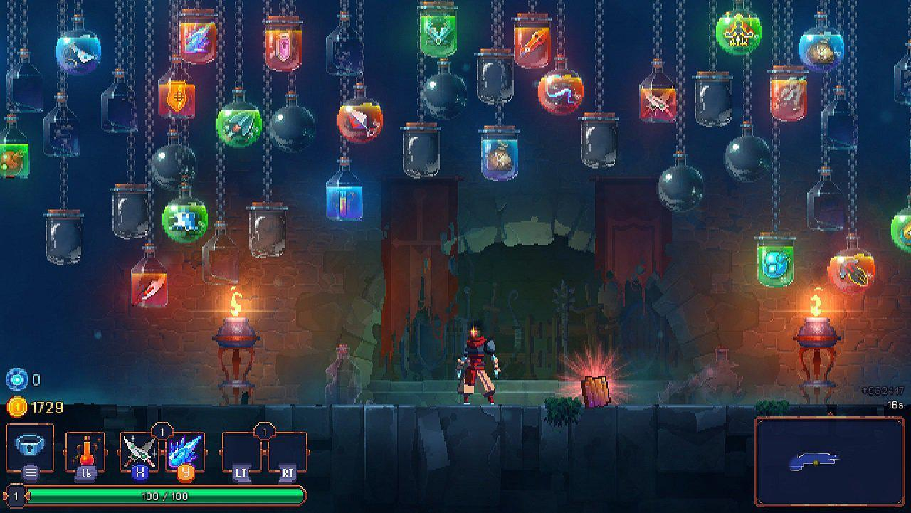 Dead Cells in All Indie GOTYs of 2018 - 1