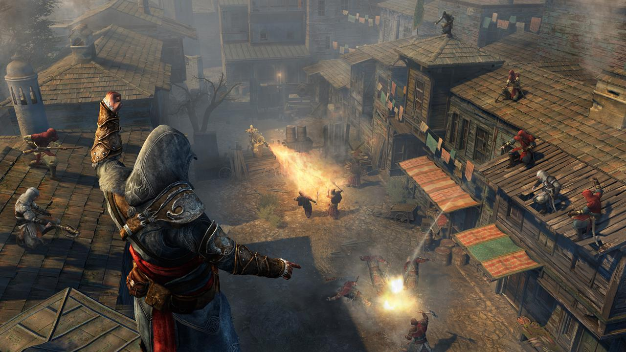Assassin's Creed Revelations in Assassin's Creed Games, Ranked From Worst to Best - 1