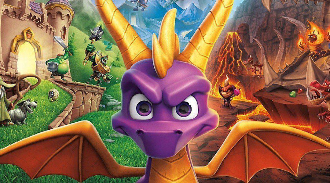Spyro Reignited Trilogy in All Action GOTYs of 2018 - 1