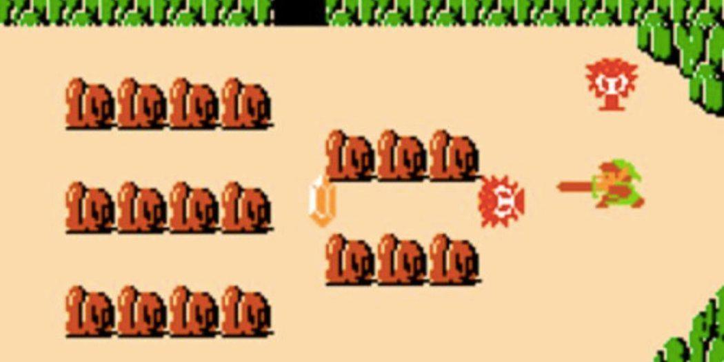 The Legend of Zelda in The Best Legend of Zelda Games - 1