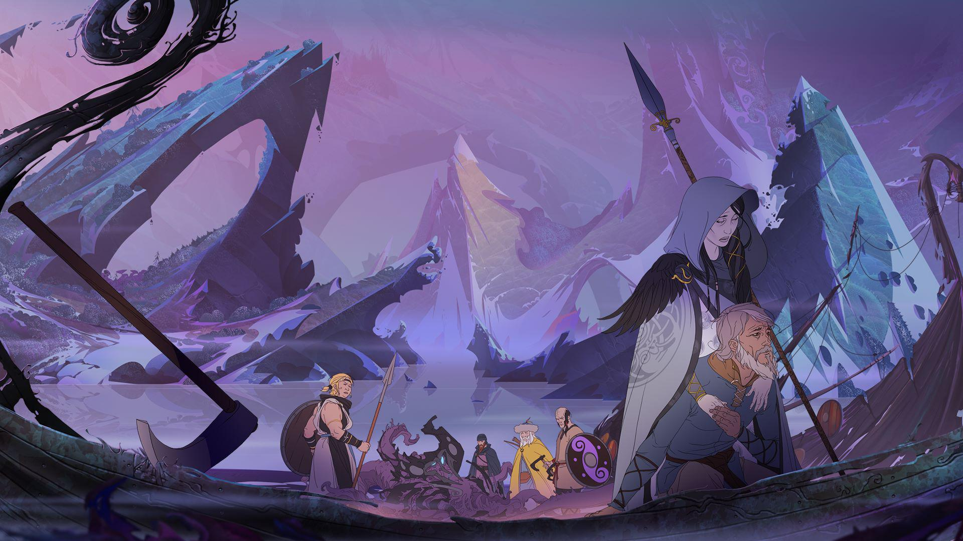 The Banner Saga 3 in All Strategy GOTYs of 2018 - 1