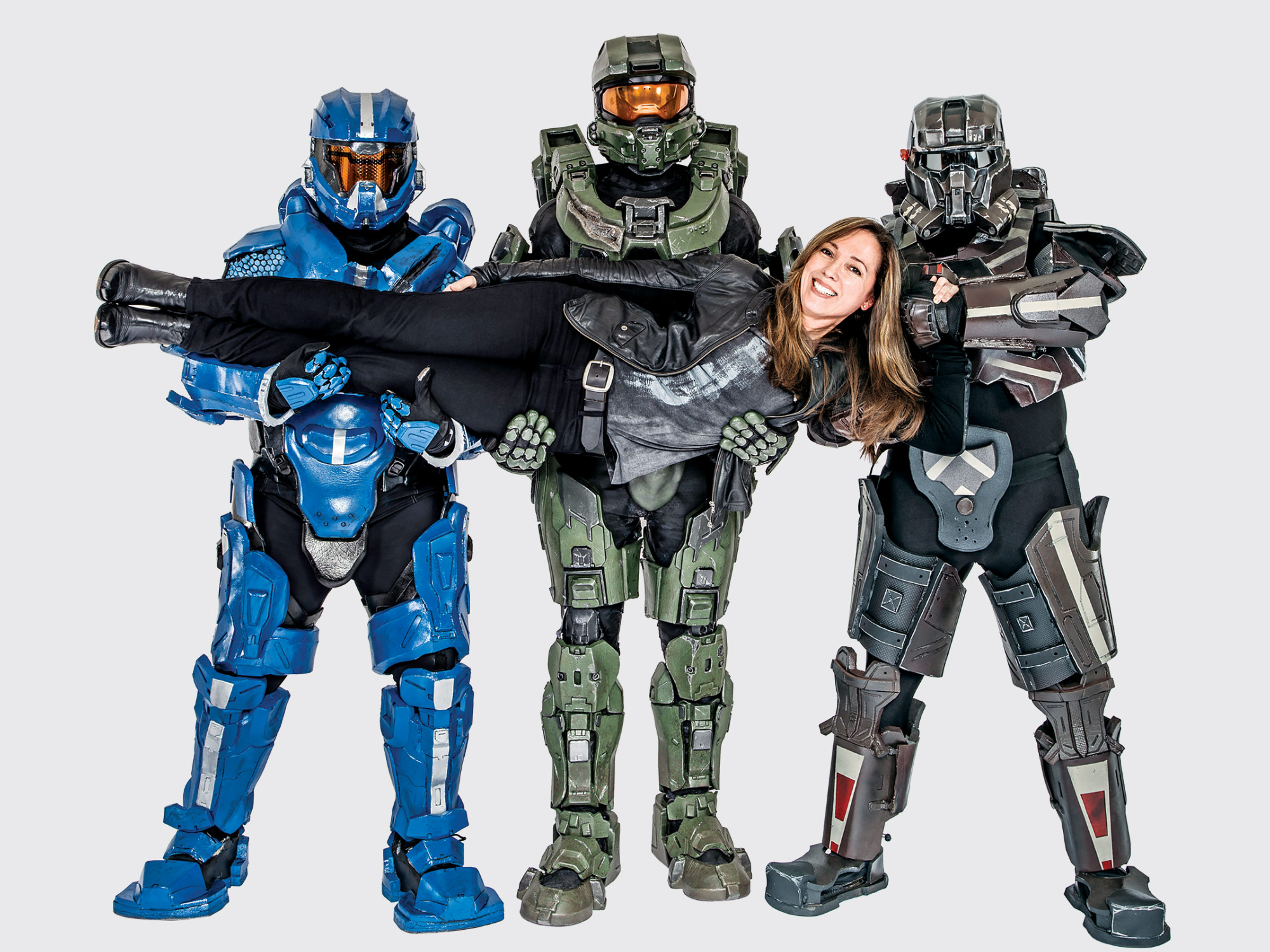 Halo 5: Guardians in Women in Gamedev and Their Games - 1