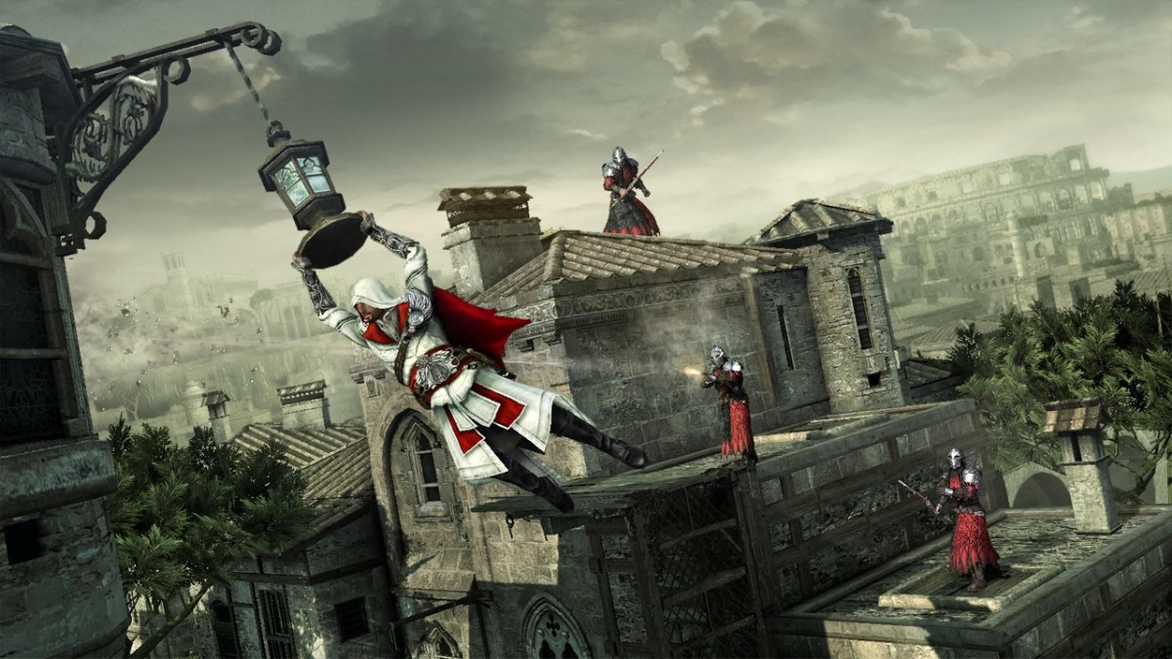 Assassin's Creed Brotherhood in Assassin's Creed Games, Ranked From Worst to Best - 1