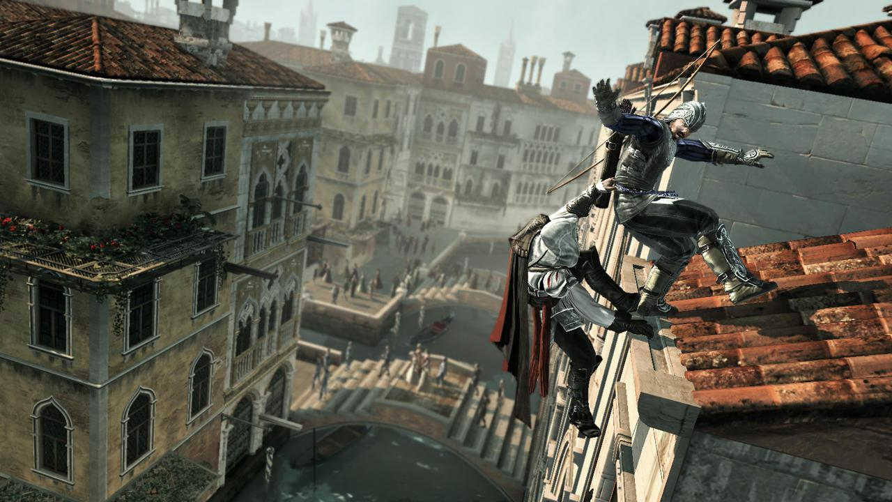 Assassin's Creed II in Assassin's Creed Games, Ranked From Worst to Best - 1