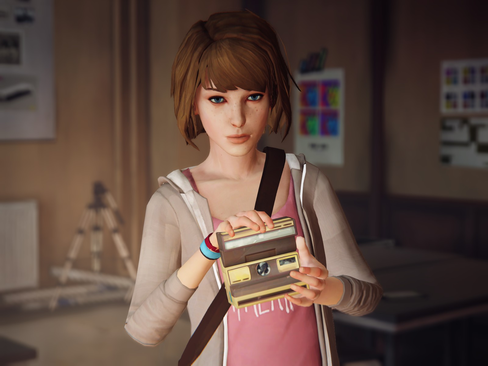 Life is Strange Complete Season in Creative Characters and Their Jobs - 1