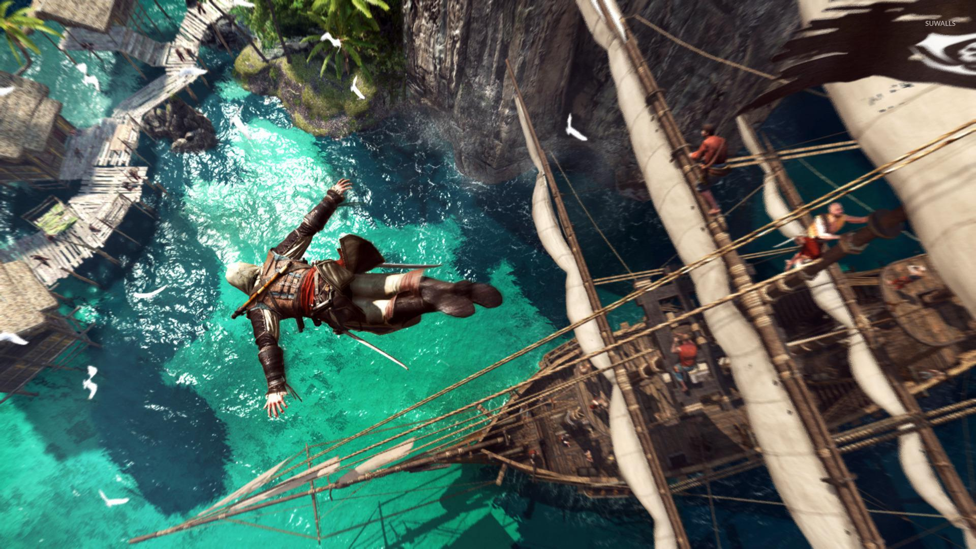 Assassin's Creed IV Black Flag in Assassin's Creed Games, Ranked From Worst to Best - 1