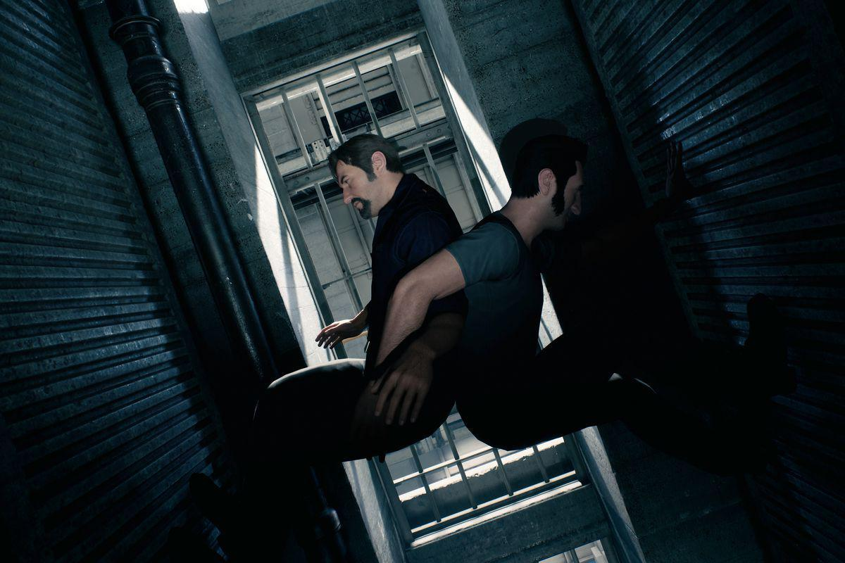 A Way Out in All Action-Adventure GOTYs of 2018 - 1