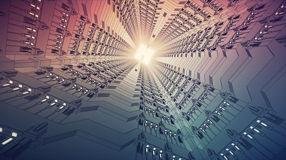 Manifold Garden in Games We Are Waiting for in 2019 - 1