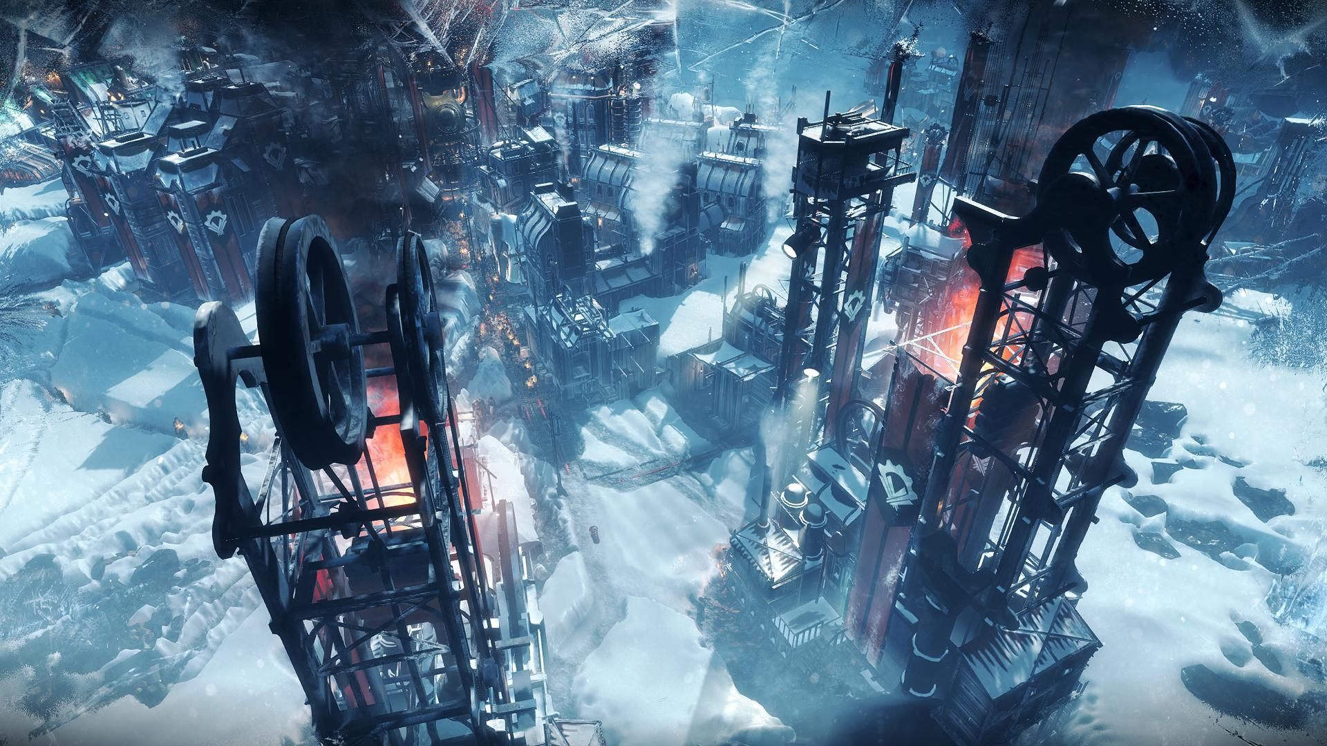 Frostpunk in All Strategy GOTYs of 2018 - 1